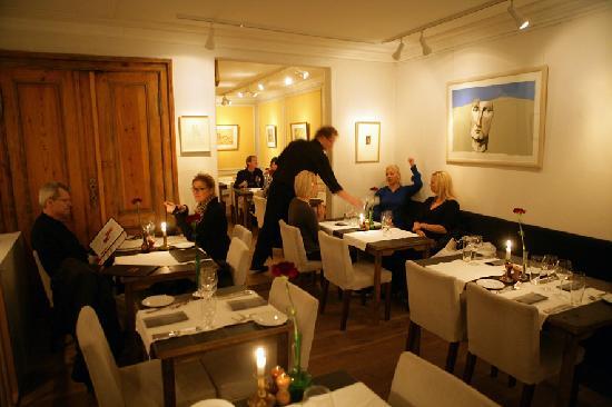 Restaurant Krebsegaarden: From inside