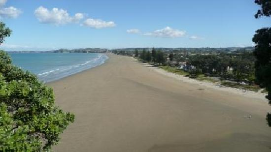 Orewa, Nowa Zelandia: The Beach!