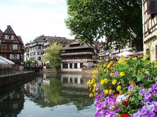 Alsace, France: pequeña venecia estrasburgo