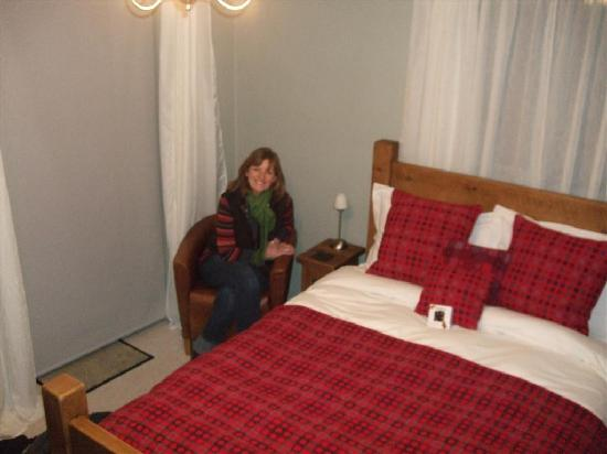 The Lion Inn: Lovely bedroom