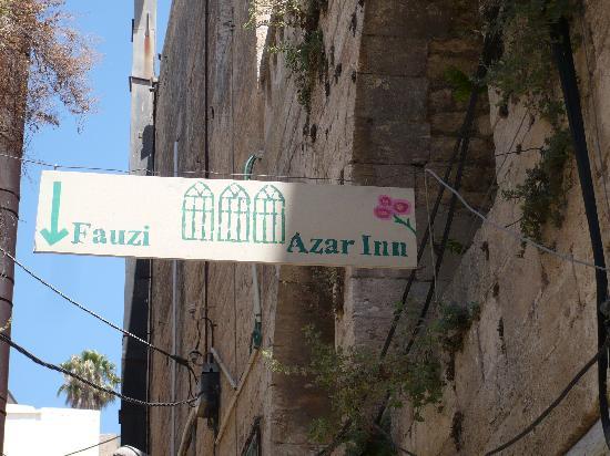 Fauzi Azar Inn by Abraham Hostels: Passage