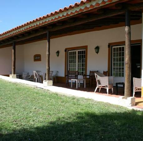 Quinta da Alcaidaria-Mór: As tardes solarengas