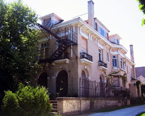 Mansion Residence Of Leopold And Loeb Victim Bobby Franks