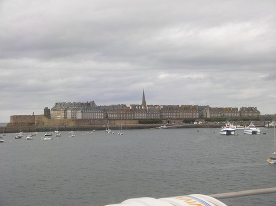 Saint-Malo, France : Old City of St Malo