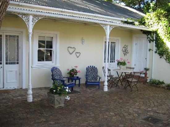 The Garden House: Relax & unwind