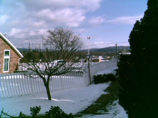 Residence Inn Binghamton: view from room