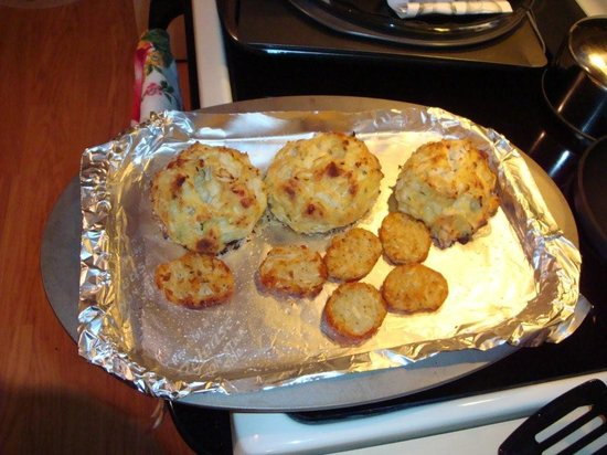 Box Hill Crabcakes Abingdon Menu Prices Restaurant Reviews