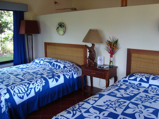 Blue Banyan Inn: Our Cabina