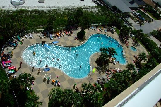 Sterling Resorts - Sterling Beach: pool at condo