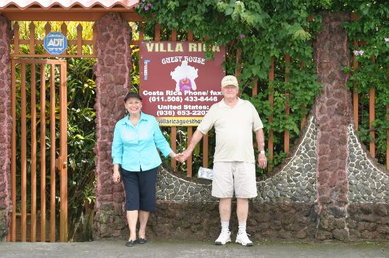Villa Rica Guest House: Hosts with the Most