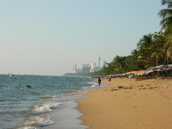 آر إس سيسايد هوتل: Jomtien Beach