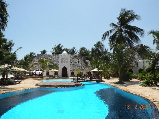 Sultan Sands Island Resort: piscine