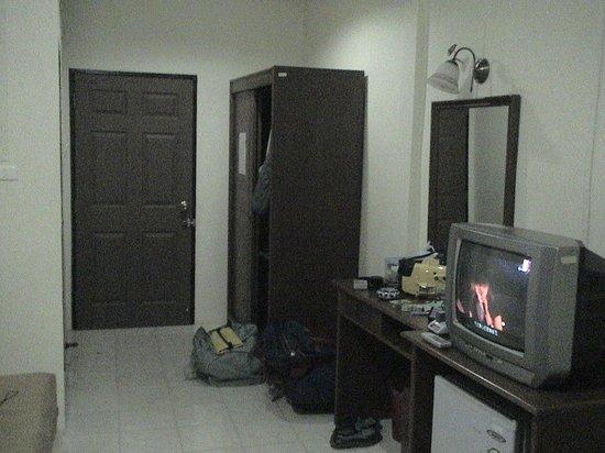 部屋内部です。