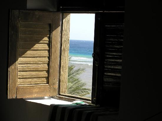 Al Quseir Hotel : View from hotel window
