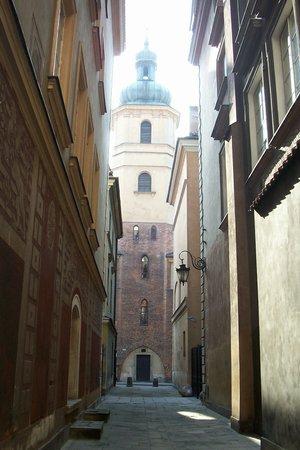 Varsovia, Polonia: warsaw