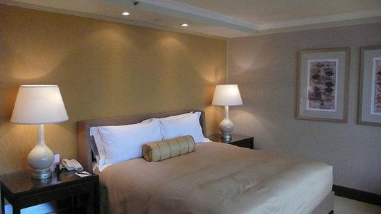 Conrad Hong Kong : Bed