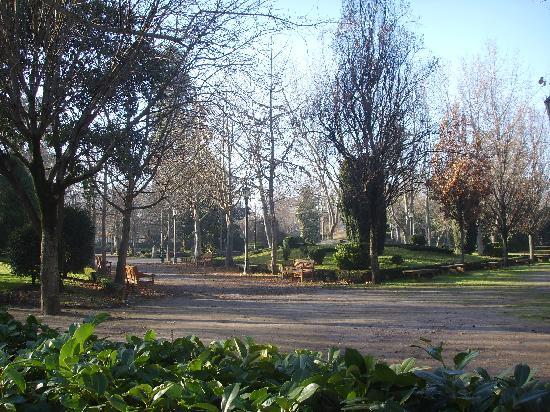 بامبلونا, إسبانيا: Parco