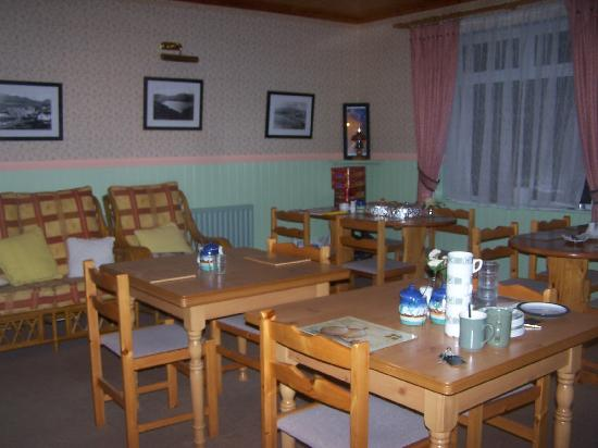 Clifford's B & B: Common Area for Breakfast