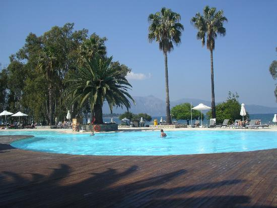Family Life Kerkyra Golf: Pool