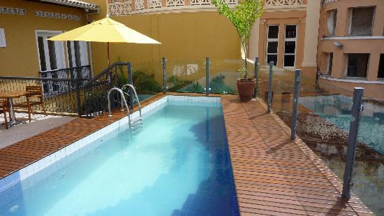 Hotel Casa do Amarelindo : The Pool