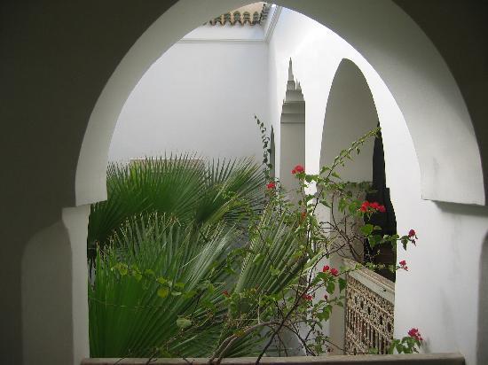 Riad Vert Marrakech: green
