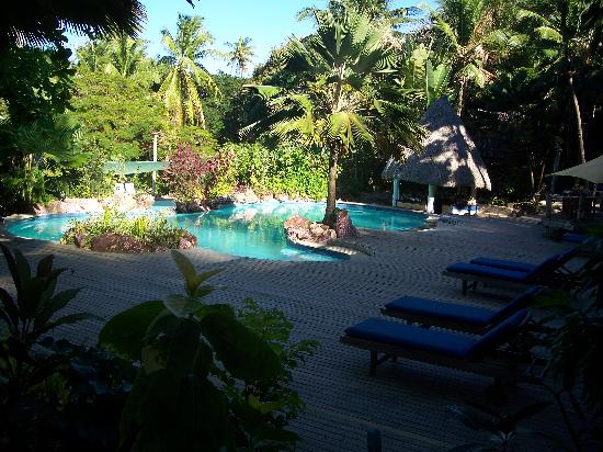 Malolo Island Resort: The Adults only pool