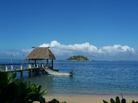 Malolo Island Resort: The jetty