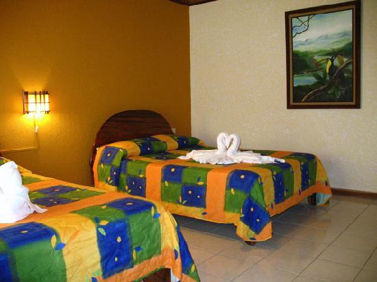 Hotel Paraiso Tropical: nice