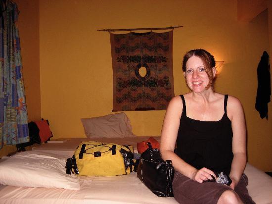 Hotel Guarana: The Room