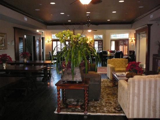 West Inn & Suites Carlsbad: Breakfast area