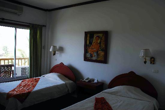 โรงแรมวันสนา วังเวียง: room