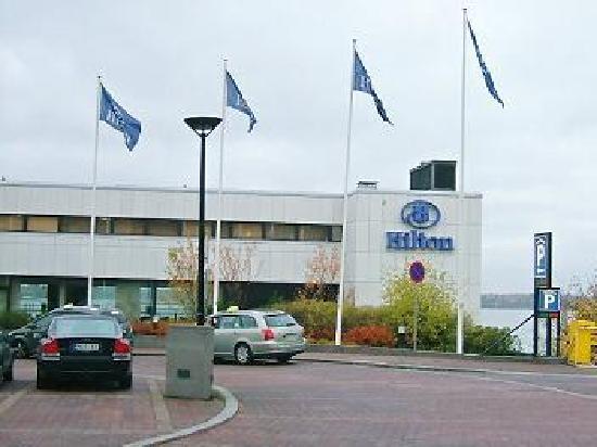 Hilton Helsinki Kalastajatorppa: ホテル