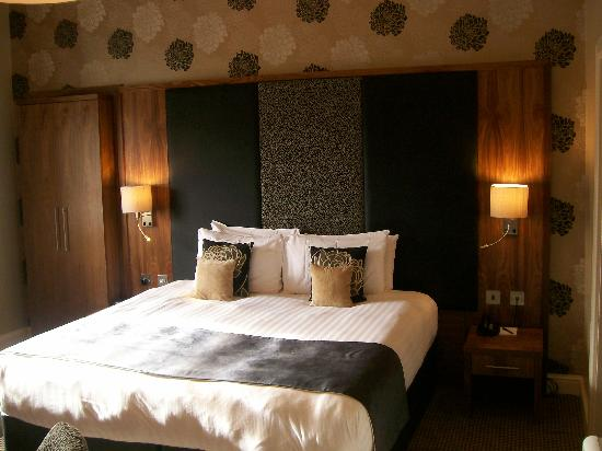 The Dunstane Hotel: Comfy bed
