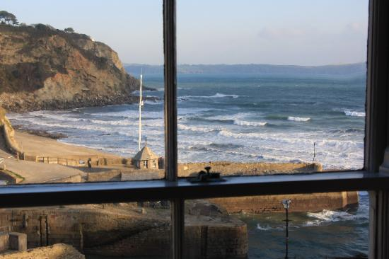 Coastguard House : View from main bedroom