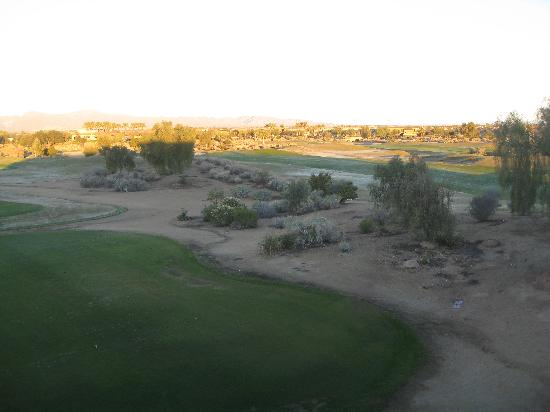 Residence Inn Phoenix Goodyear: View from room