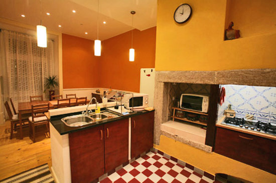 Rossio Hostel Lisbon - Cuisine