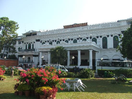 Hotel Shanker: Shanker Hotel from the outside