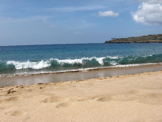 Hotel Lanai: Hulopo'e beach
