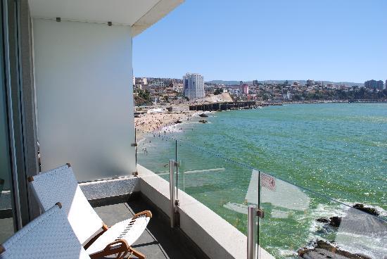 Sheraton Miramar Hotel & Convention Center: Balcony view from room