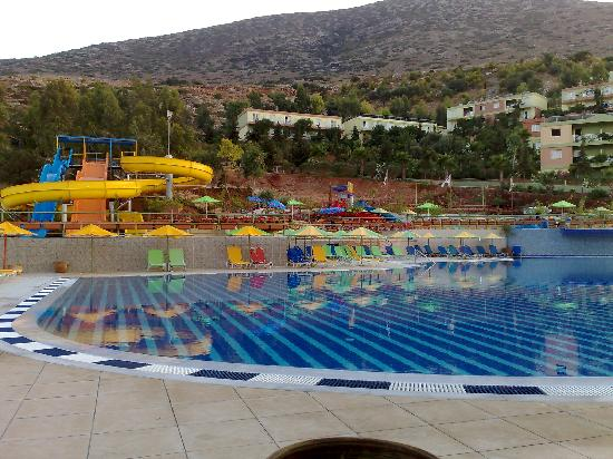 Eri Sun Village Water Park: Main Pool (New)