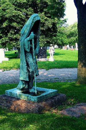 "Bohemian National Cemetery: The ""PIlgrim"""