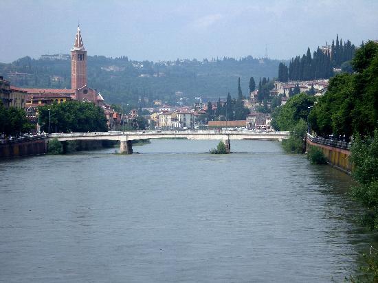 L'ospite di Federica De Rossi: Beautiful Verona