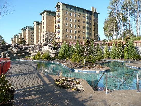 RiverStone Resort & Spa: Lazy river pool