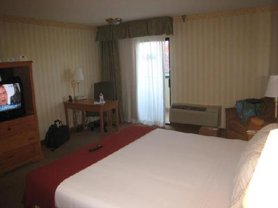 Central Inn & Suites : Our room 223 was large