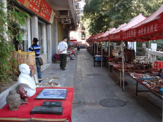 Super 8 Hotel Quanzhou Xin Che Zhan : Antique Street