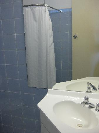 Southern Right Motor Inn: Small basin/sink