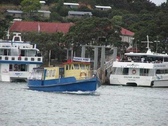Another Russell Ferry