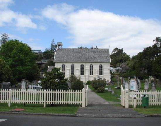 Russell, New Zealand: Christ Church