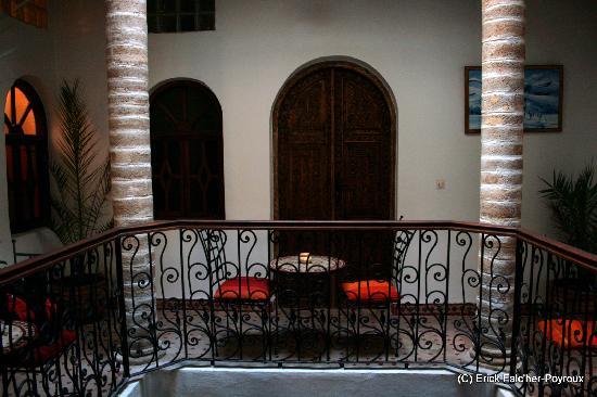 1er étage du Riad Caverne d'Ali Baba