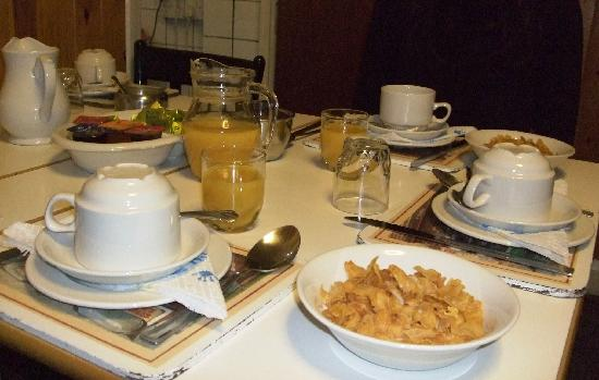 The Ivy House Hotel: 朝食その1
